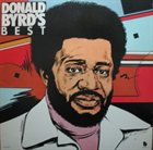DONALD BYRD Donald Byrd's Best album cover