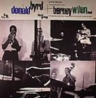 DONALD BYRD Jazz In Camera (with Barney Wilen) album cover