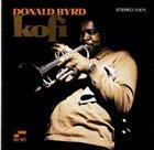 DONALD BYRD Kofi album cover