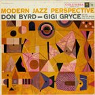 DONALD BYRD Modern Jazz Perspective (with Gigi Gryce) album cover