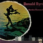 DONALD BYRD Donald Byrd With Herbie Hancock ‎: Takin' Care Of Business album cover