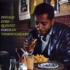 DONALD BYRD Parisian Thoroughfare album cover