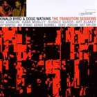 DONALD BYRD The Transition Sessions (with Doug Watkins) album cover
