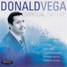DONALD VEGA Spiritual Nature album cover