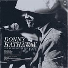 DONNY HATHAWAY Live At The Bitter End 1971 album cover