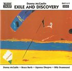 DONNY MCCASLIN Exile And Discovery album cover