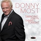 DONNY MOST Swinging Down The Chimney Tonight album cover