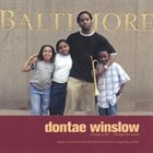 DONTAE WINSLOW Change A Life Change The World album cover