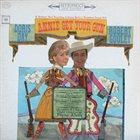 DORIS DAY Annie Get Your Gun album cover