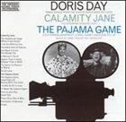 DORIS DAY Calamity Jane The Pajama Game album cover