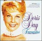 DORIS DAY Favourites album cover