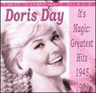 DORIS DAY It's Magic: Greatest Hits 1945-1950 album cover