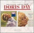 DORIS DAY Latin for Lovers / Love Him album cover