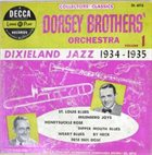 DORSEY BROTHERS Collectors' Classics Volume 1 Dixieland Jazz 1934 - 1935 album cover