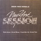 DOUG MACDONALD New York Session album cover