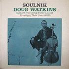 DOUG WATKINS Soulnik album cover