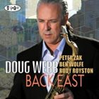 DOUG WEBB Back East album cover