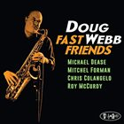 DOUG WEBB Fast Friends album cover