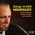 DOUG WEBB Midnight album cover