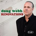 DOUG WEBB Renovations album cover