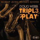 DOUG WEBB Triple Play album cover