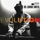 DR LONNIE SMITH Evolution album cover