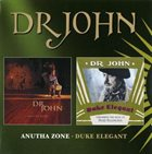 DR. JOHN Anutha Zone / Duke Elegant album cover