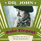 DR. JOHN Duke Elegant album cover