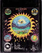 DR. JOHN In The Right Place album cover
