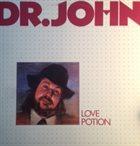 DR. JOHN Love Potion album cover