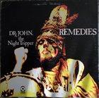 DR. JOHN Remedies album cover