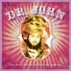 DR. JOHN The Atco/Atlantic Singles 1968-1974 album cover