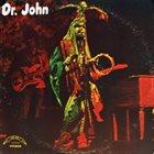DR. JOHN Zu Zu Man album cover