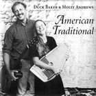 DUCK BAKER Duck Baker and Molly Andrews : American Traditional album cover