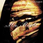 DUCK BAKER Ms. Right album cover