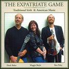 DUCK BAKER The Expatriate Game album cover