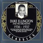 DUKE ELLINGTON 1936-1937 album cover