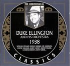 DUKE ELLINGTON 1938 album cover