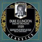 DUKE ELLINGTON 1939 album cover