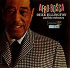 DUKE ELLINGTON Afro-Bossa album cover