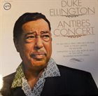 DUKE ELLINGTON Antibes Concert (aka Duke Ellington At The Côte d'Azur aka The Second Big Band Sound Of Duke Ellington) album cover