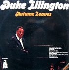 DUKE ELLINGTON Autumn Leaves album cover