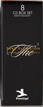DUKE ELLINGTON Carnegie Hall Concerts (1943-1947) album cover