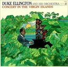 DUKE ELLINGTON Concert in the Virgin Islands album cover