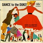DUKE ELLINGTON Dance to the Duke album cover