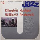 DUKE ELLINGTON Duke Ellington / Johnny Hodges / Cootie Williams / Cat Anderson : I Giganti Del Jazz Vol. 12 album cover