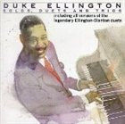 DUKE ELLINGTON Duke Ellington: Solos, Duets, and Trios album cover