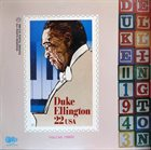 DUKE ELLINGTON Duke Ellington World Broadcasting Series – Volume Three, 1943 album cover