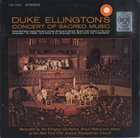 DUKE ELLINGTON Duke Ellington's Concert Of Sacred Music album cover