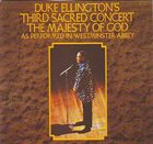 DUKE ELLINGTON Duke Ellington's Third Sacred Concert album cover